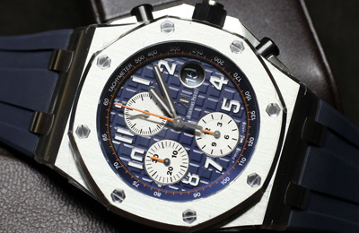 42mm Royal Oak Offshore Navy Themes
